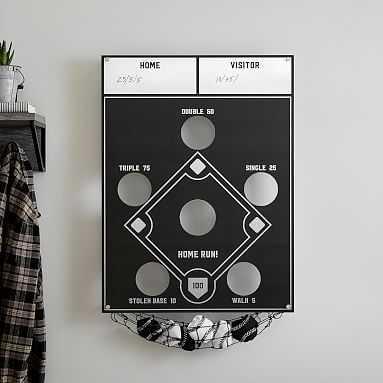 Baseball Beanbag Toss Game - Pottery Barn Teen