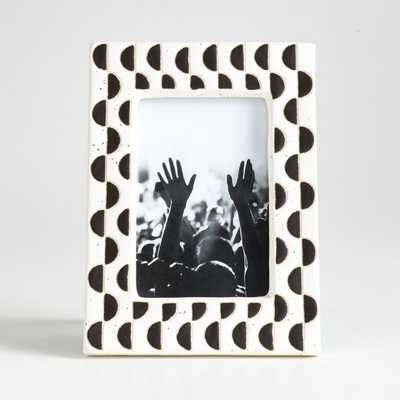 Freya 4x6 Tile Frame - Crate and Barrel