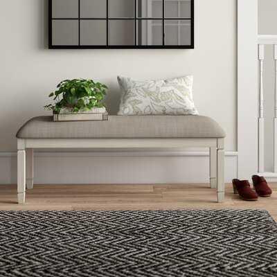 Saylor Upholstered Bench - Birch Lane