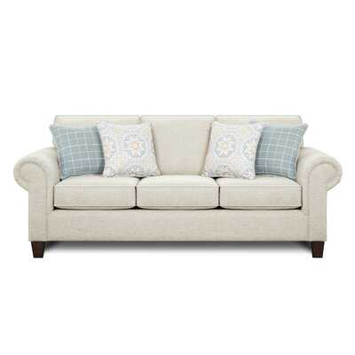 "Njord 93"" Rolled Arm Sofa Bed - Wayfair"