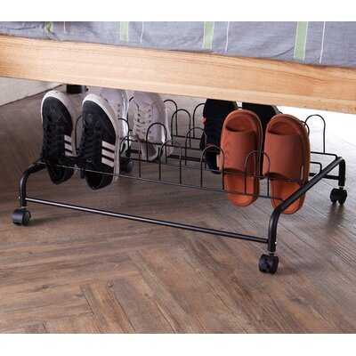 Burroughs Metal Underbed Storage - Wayfair