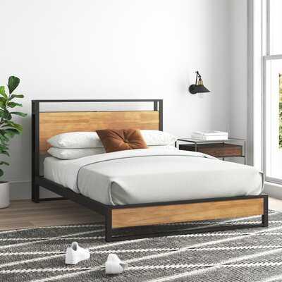 Nedrow Storage Platform Bed - Wayfair