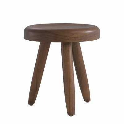 Stella Solid Wood Utility Stool - Wayfair