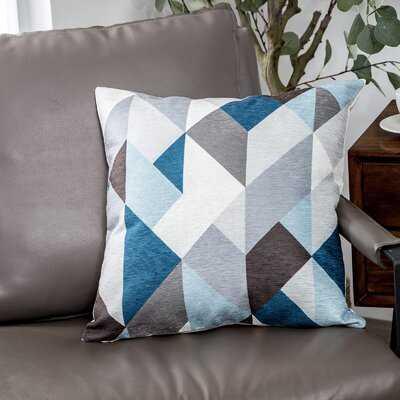 Ginevra Genesis Modern Square Pillow Cover & Insert - Wayfair