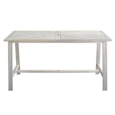 Skoog Wooden Dining Table - Wayfair