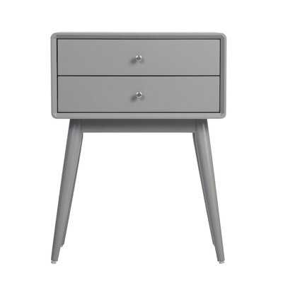 Jovan End Table with Storage - AllModern