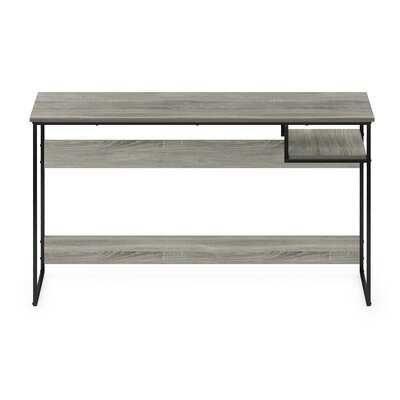 17 Stories Granjeno Modern Lifestyle Study Desk, 45, French Oak Grey - Wayfair