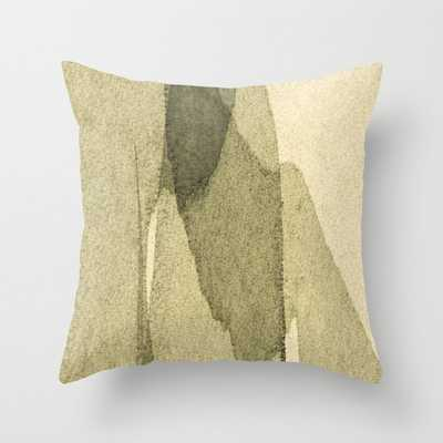 """Transparent 4-1 Couch Throw Pillow by Iris Lehnhardt - Cover (16"""" x 16"""") with pillow insert - Outdoor Pillow - Society6"""