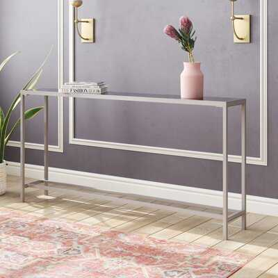 "Imes 60"" Console Table - Wayfair"