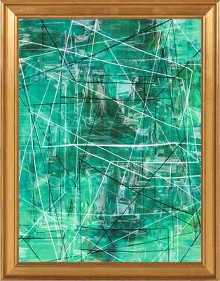 TECHNICAL JARGON, MINTED by Julia Di Sano for Artfully Walls - Artfully Walls