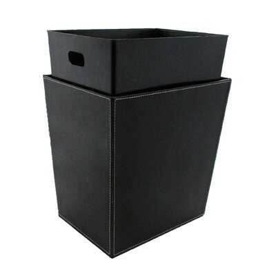 Arleta 4 Gallon Waste Basket - AllModern