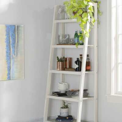 Milagros Ladder Bookcase - Wayfair