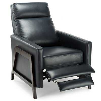 Maxille Faux Leather Manual Recliner - AllModern