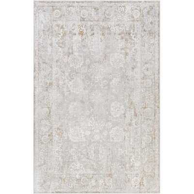Chatteris Oriental Ivory Area Rug - Wayfair