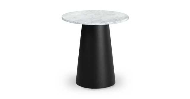 Tromso Black Side Table - Article