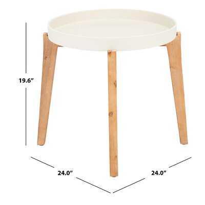 Newby Side Table - Wayfair