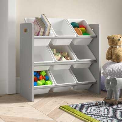 Brecken Kid Toy Organizer - Wayfair