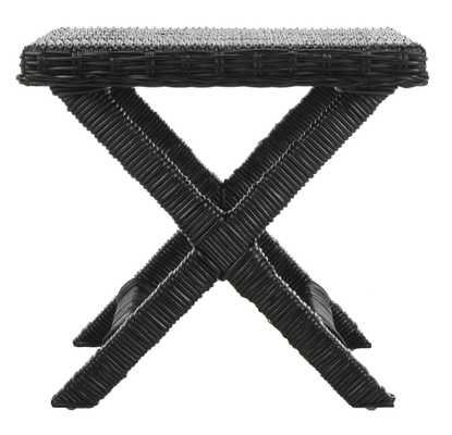 Manr Bench - Black - Arlo Home - Arlo Home