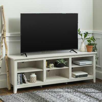 "Glennallen TV Stand for TVs up to 78"" - Wayfair"