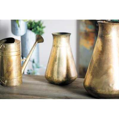 Jelinek Rustic Table Vase - Wayfair