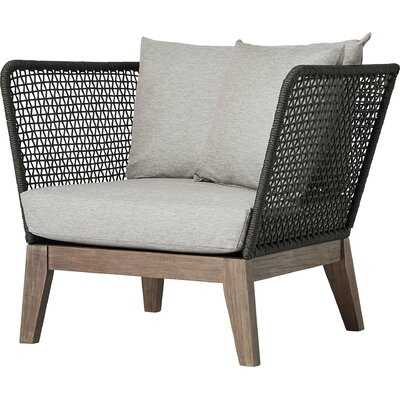 Ehlers Patio Chair with Cushions - AllModern