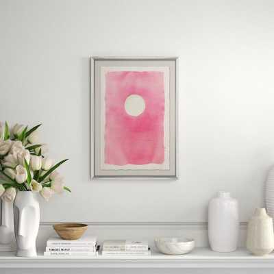 Soicher Marin 'Pink Wash' Print - Perigold