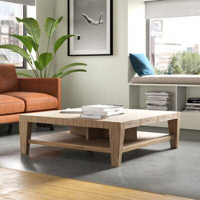 Amine Coffee Table with Storage - AllModern