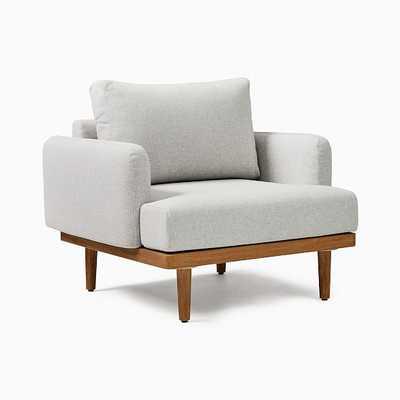 Halden Lounge Chair, Lounge Chair, Mast - West Elm