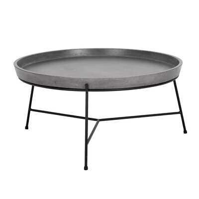 Balch Coffee Table with Tray Top - Wayfair