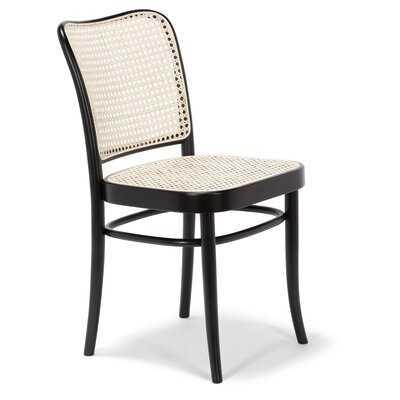 Delozier Solid Wood Side Chair (Set of 2) - Wayfair