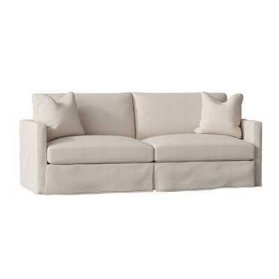 "Madison 84"" Square Arm Sofa - Wayfair"