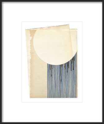 Not a Circle (False 3) by Kate Castelli for Artfully Walls - Artfully Walls