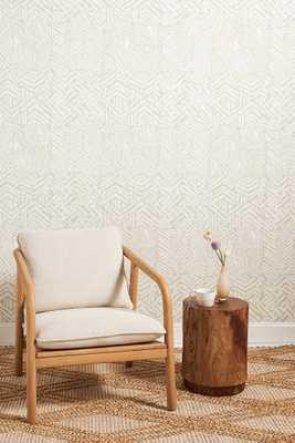 Interlocking Wallpaper - Anthropologie