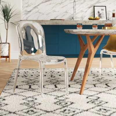 Demeo Stacking Side Chair - Wayfair