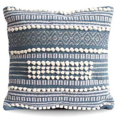 Tunc Square Pillow Cover - Wayfair