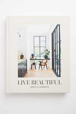 Live Beautiful By Anthropologie in Beige - Anthropologie