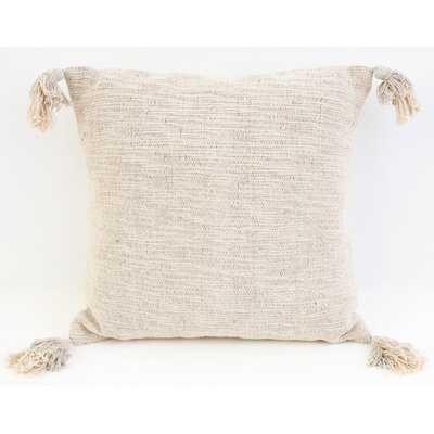 """Gympie 20"""" Throw Pillow - AllModern"""