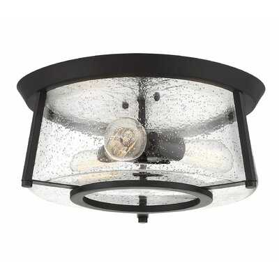 Kincaid 3-Light Flush Mount - Wayfair