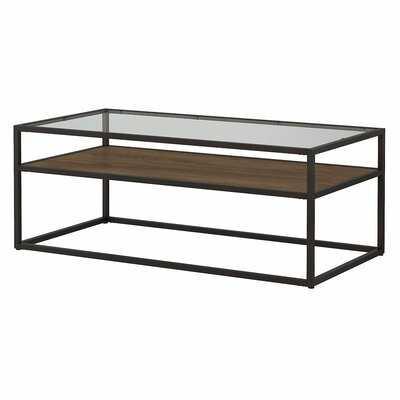 Turgeon Frame Coffee Table - Wayfair
