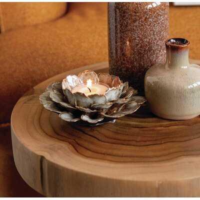 Small Ceramic Tealight Holder - Birch Lane