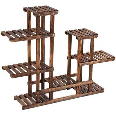 Monaco Rectangular Multi-Tiered Plant Stand - Wayfair