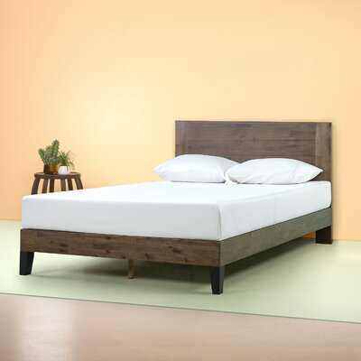 Kira Platform Bed - Wayfair