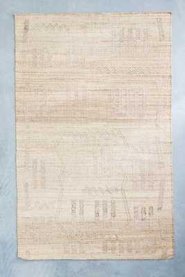 Lemieux et Cie Handwoven Sabule Rug By Lemieux et Cie in Beige Size 9X12 - Anthropologie