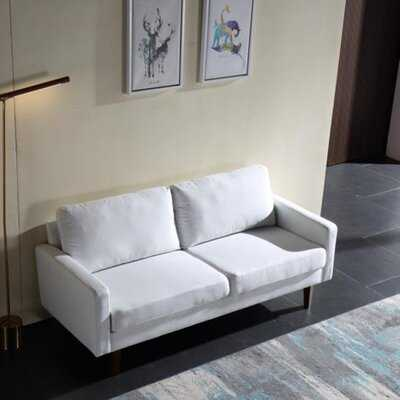 Harvin 71'' Wide Square Arm Sofa - Wayfair