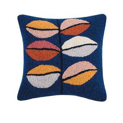Sprig and Yonder Wool Throw Pillow - Wayfair