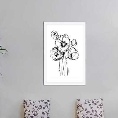 Motion I by Lesia Binkin - Picture Frame Painting Print on Paper - AllModern