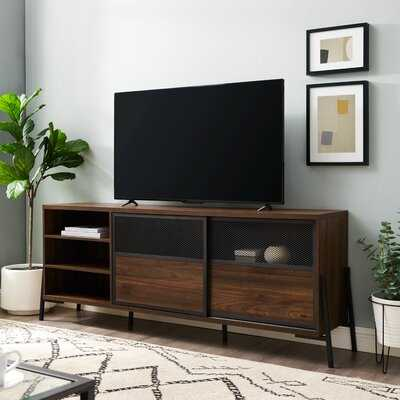 """Wireman TV Stand for TVs up to 85"""" - Wayfair"""