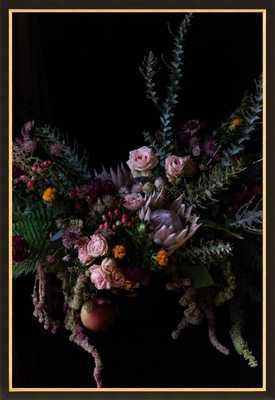 Extravagant Floral Featuring King Protea by Emilia Jane Schobeiri for Artfully Walls - Artfully Walls