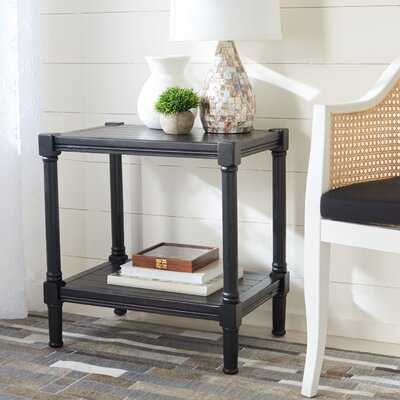 Nidhogg End Table with Storage - Wayfair