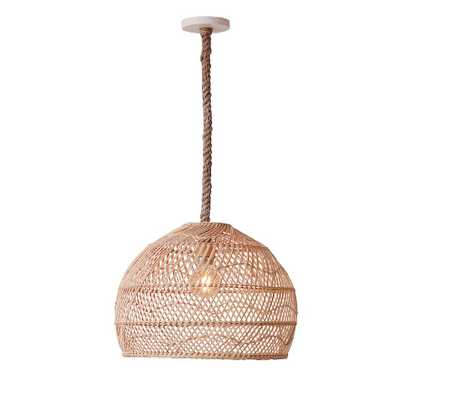 Flora Small Hanging Pendant - Pottery Barn Kids